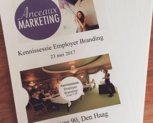 Employer branding kennissessie